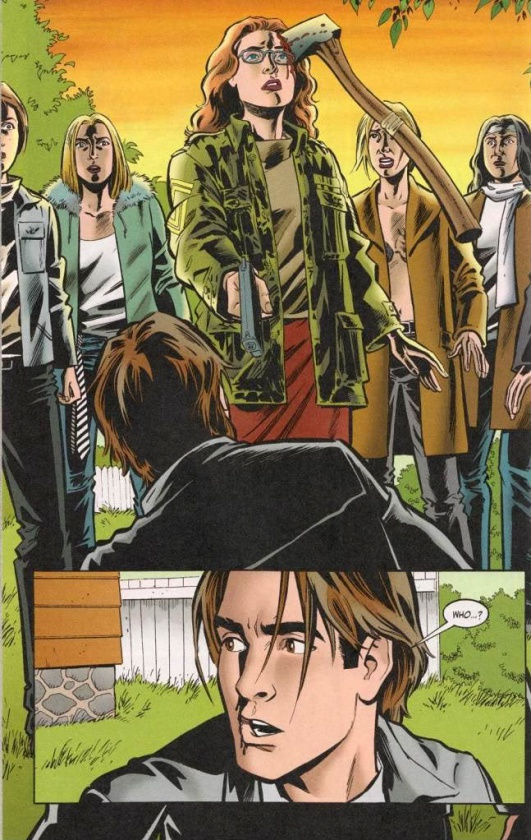 página de Y, el último hombre 2