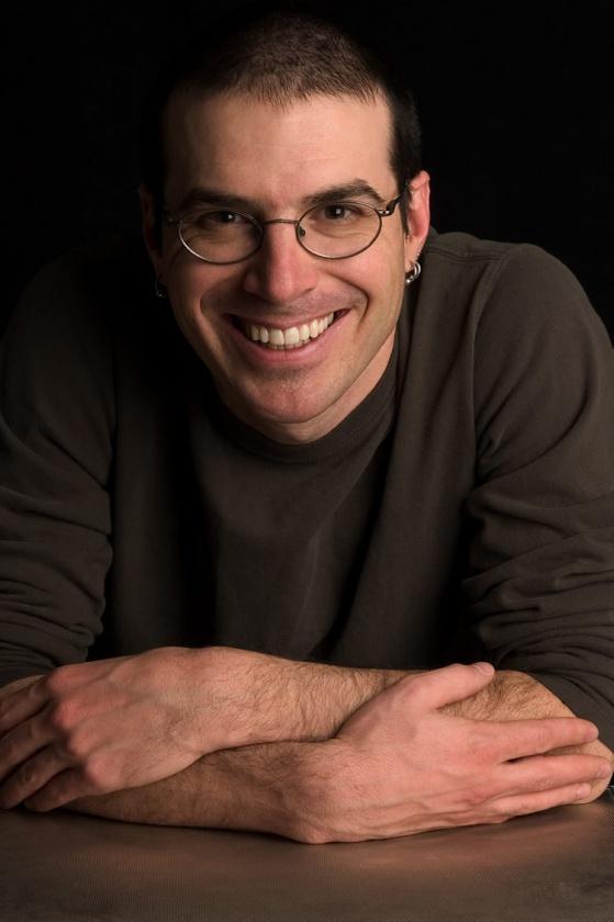 Paolo Bacigalupi, autor de La Chica Mecánica
