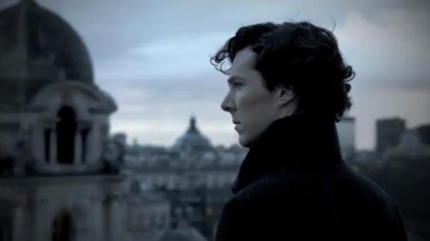 Imagen de Sherlock en este nuevo tráiler de la BBC