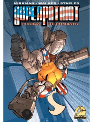 Superpatriot, por Robert Kirkman