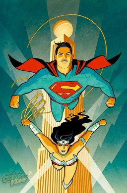 Superman/Wonder Woman, de Cliff Chiand