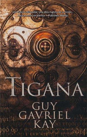 Portada de Tigana de Guy Gavriel Kay para la Factoría de Ideas