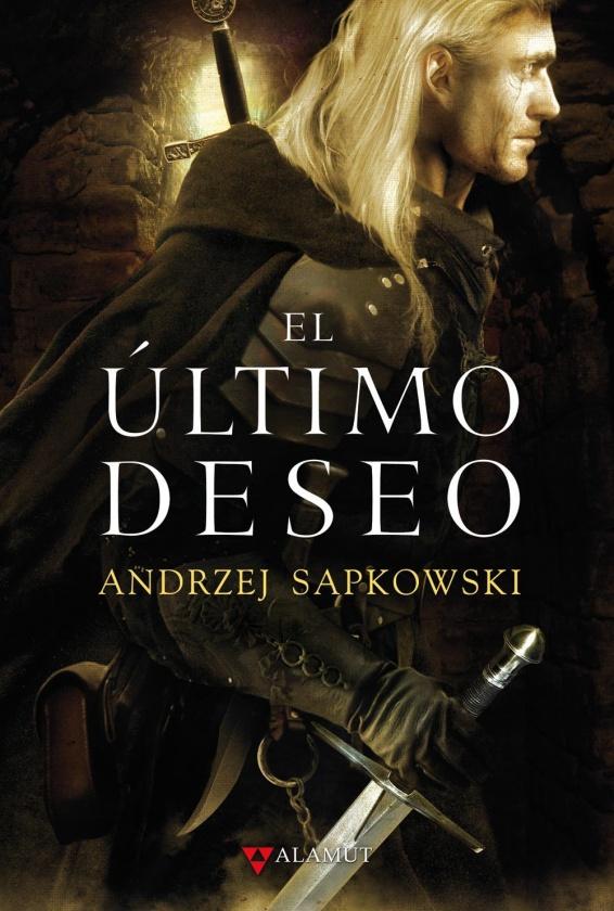 Portada de El Último Deseo por Alejandro Colucci para la edición de Alamut