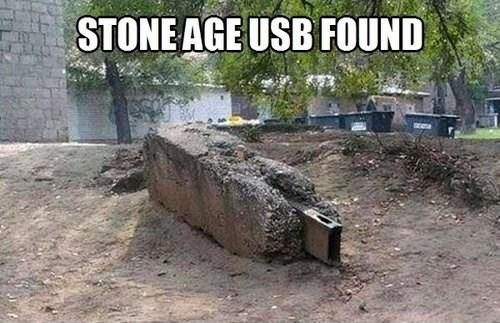 usb-de-la-edad-de-piedra