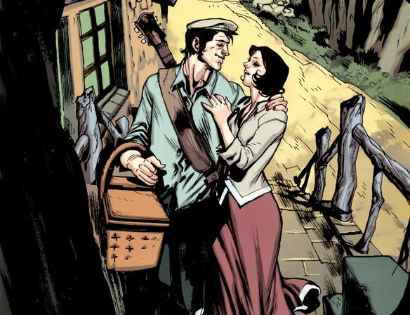 3 american vampire tomo volumen 2 ecc ediciones dc comics vertigo scott snyder rafael albuquerque mateus santolouco portada reseña opinion analisis