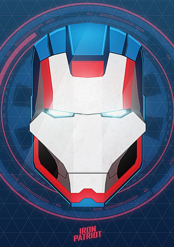 IRON PATRIOT - ASHRAF OMAR