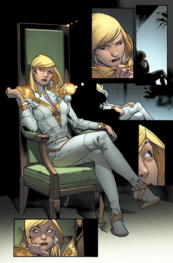 All New X-Men - Immonen