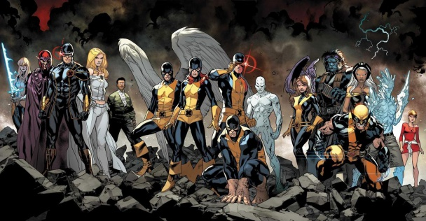 All New X-Men - Immonen