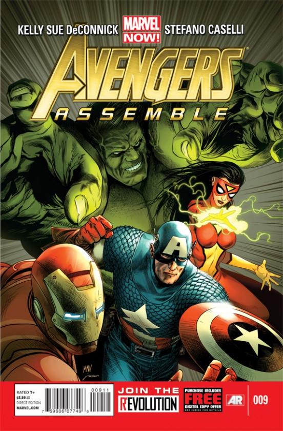 Avengers Assemble 9