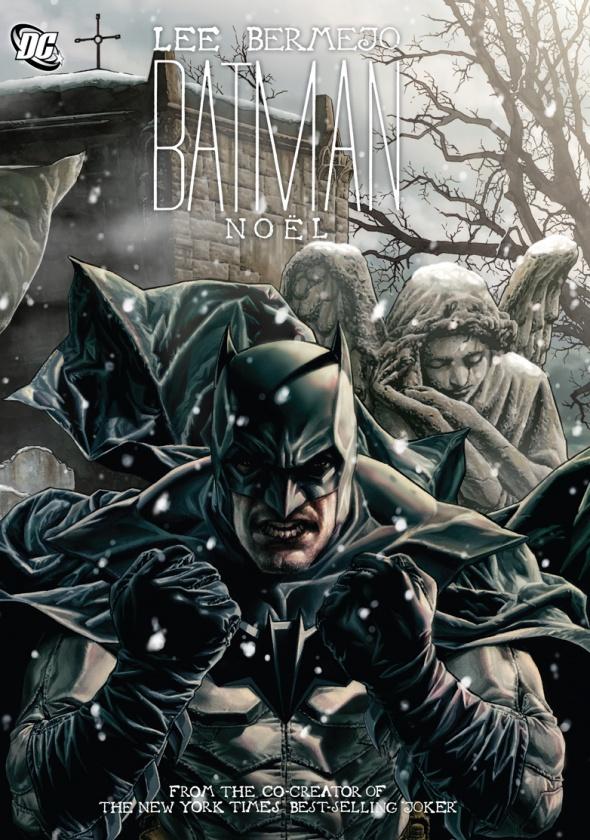 La capucha del Batman de Lee Bermejo