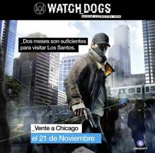 Campaña publicitaria de Ubisoft