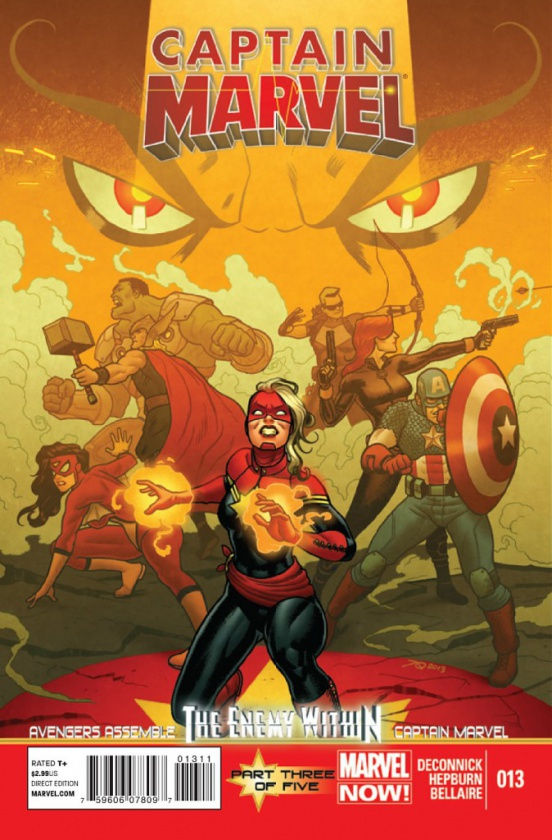 Captain Marvel 13