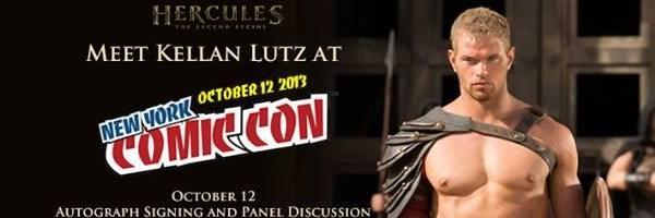 Cartel NYCC Hercules The Legend Begins