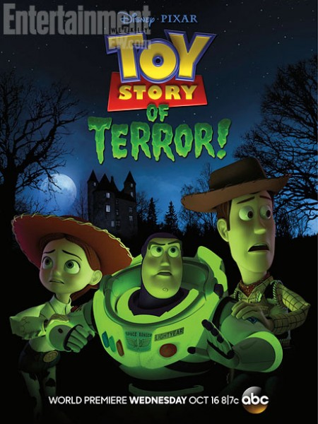Cartel Toy Story of Horror