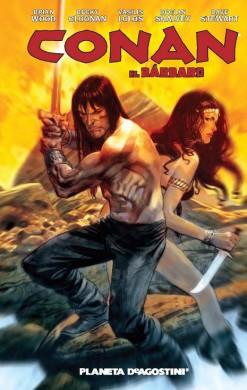 Conan el bárbaro #3 (Darkhorse)