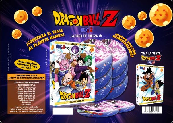 DragonBall Z Box 2