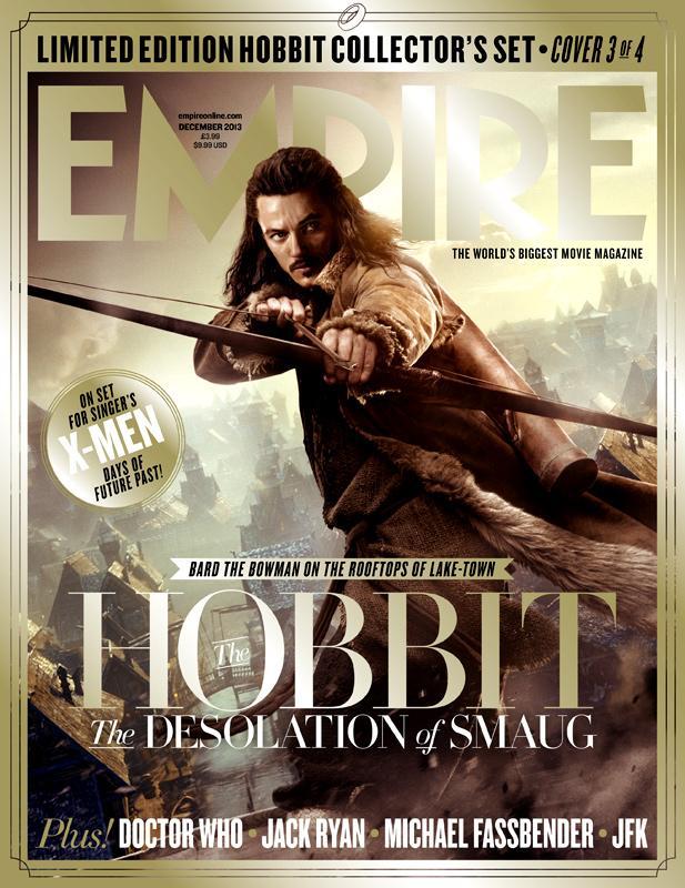 El Hobbit. Bard