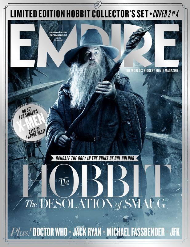 El Hobbit. Gandalf el Gris