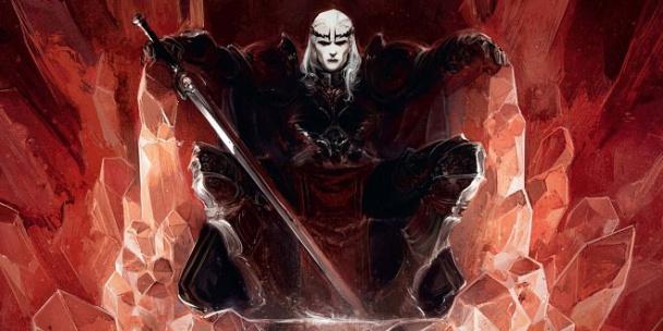 Elric- el Trono de Rubi