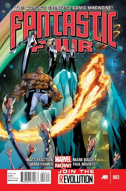 Fantastic Four V.4