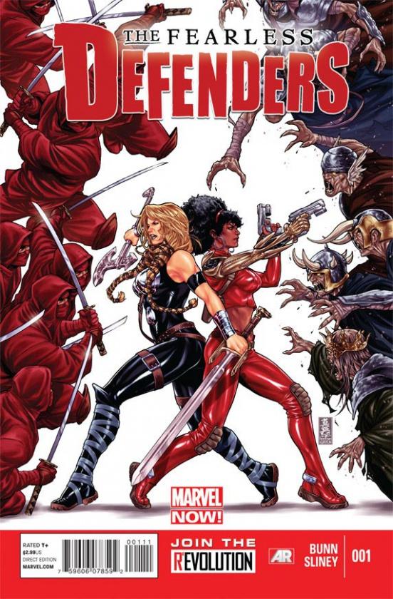 Fearless Defenders V.1