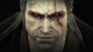 Geralt de Rivia, protagonista de la saga