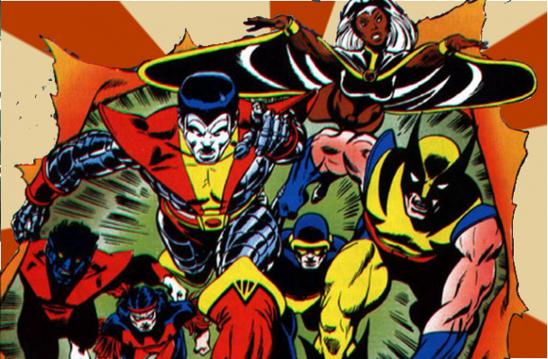 Giant Size X Men featured