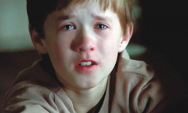 Haley Joel Osment de niño