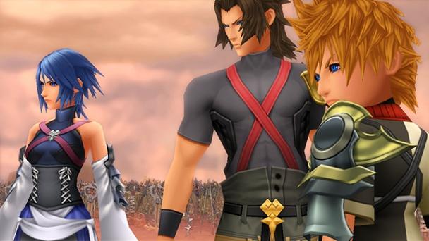Imagen 1 Kingdom Hearts HD II 2.5
