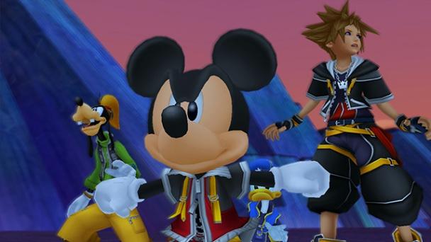 Imagen 2 Kingdom Hearts HD II 2.5