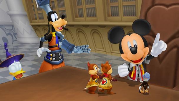 Imagen 3 Kingdom Hearts HD II 2.5