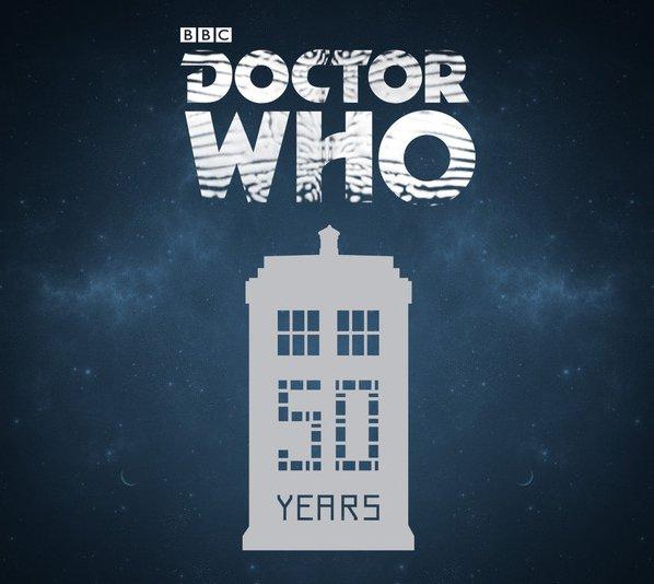 Imagen Doctor Who 50 años