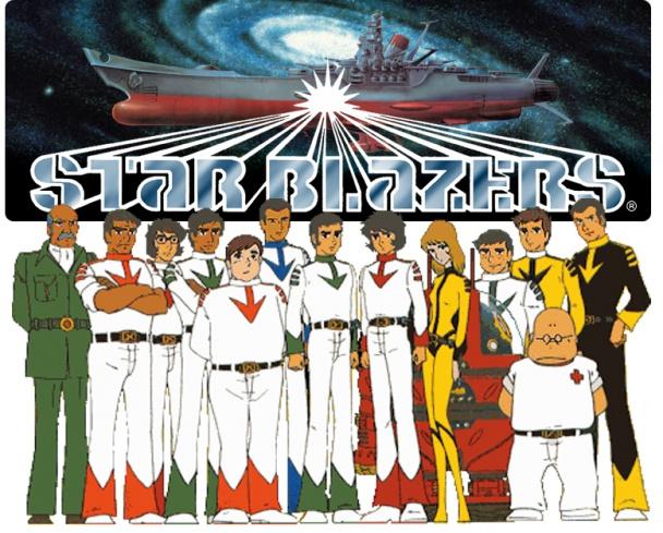 Imagen Grupo Star Blazers