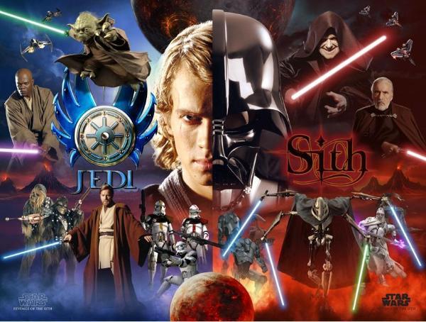 Imagen Jedi Sith