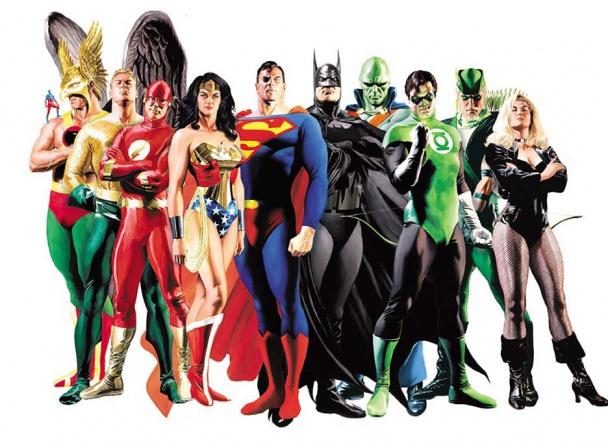 Imagen La Liga de la Justicia