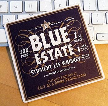 Imagen Logo Blue Estate