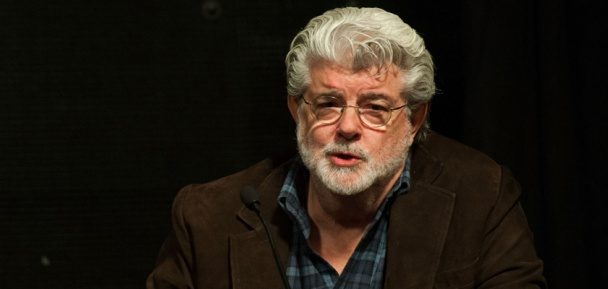 Imagen Star Wars George Lucas