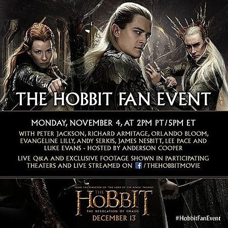 Imagen evento El Hobbit