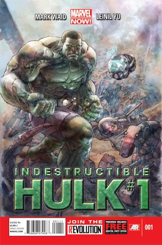 Indesturctible Hulk V.1