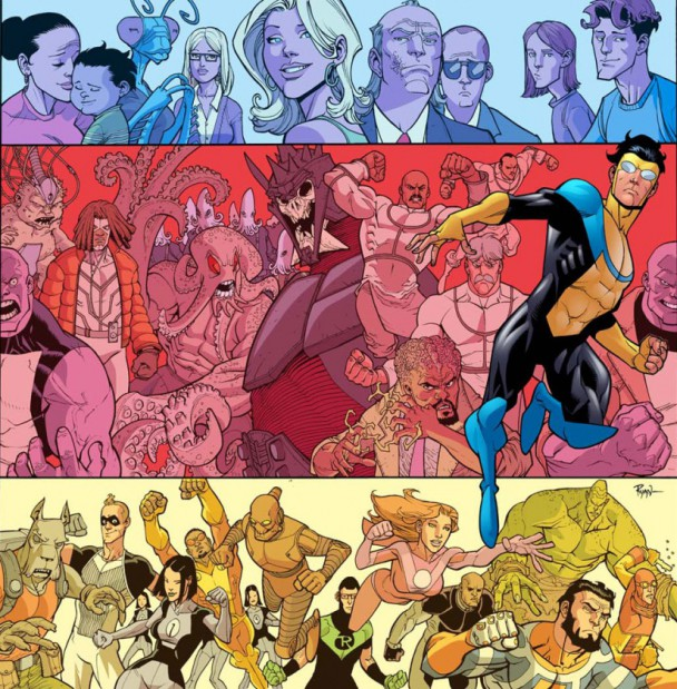 Invencible Ultimate Collection #3