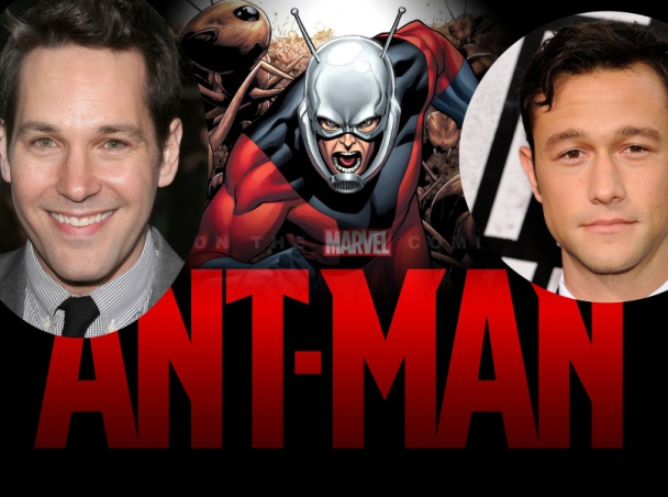 Joseph-Gordon-Levitt-Paul-Rudd-AntMan-Marvel