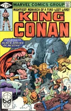 Conan Rey: La bruja de las brumas