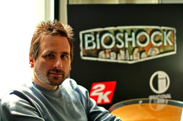Ken Levine creador del universo Bioshock