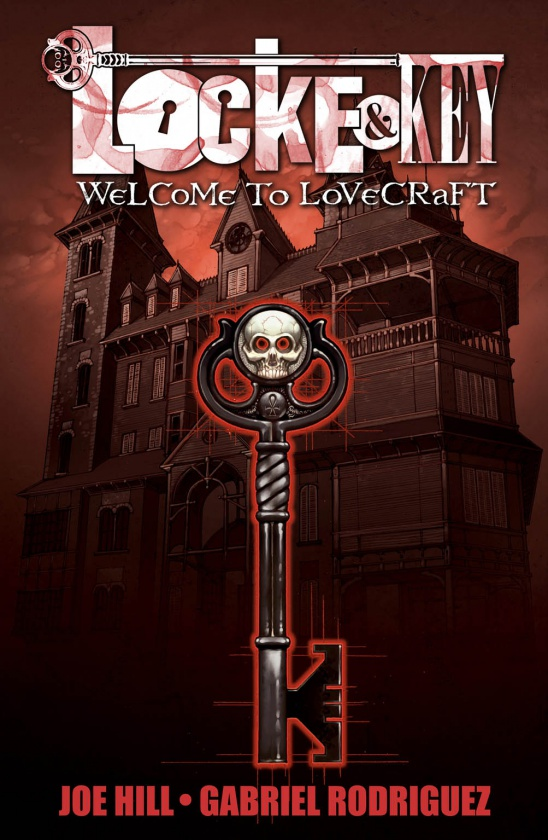 Locke and key bienvenidos a lovecraft