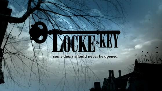 Logo serie de Locke and Key