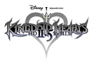 Logo Kingdom Hearts HD II 2.5
