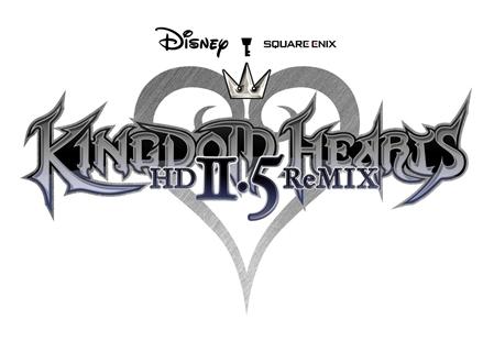 Logo Kingdom Hearts HD II 2.5