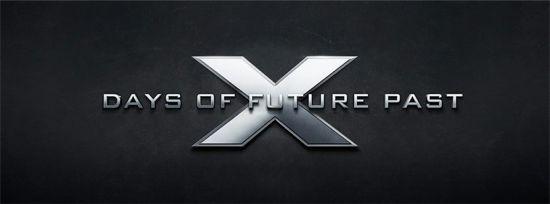 Logo X Men Días del Pasado Futuro