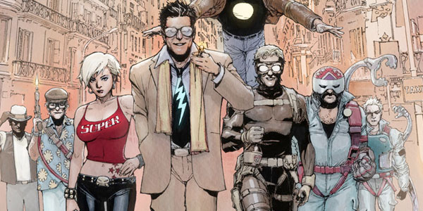 Mark Millar Supercrooks