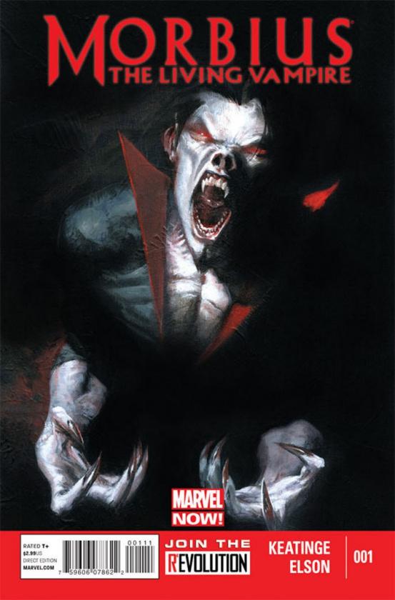 Morbius The Living Vampire V.2